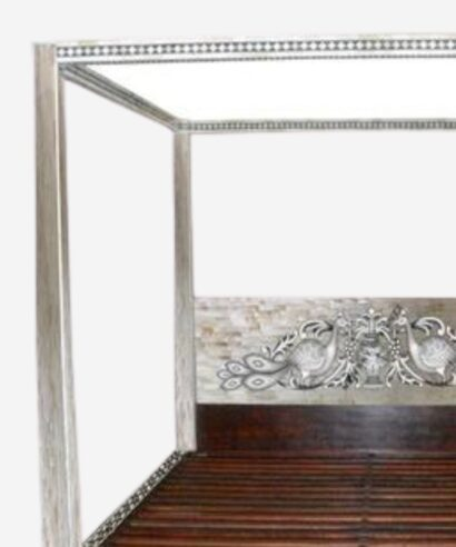 Mother Of Pearl Inlay Bed