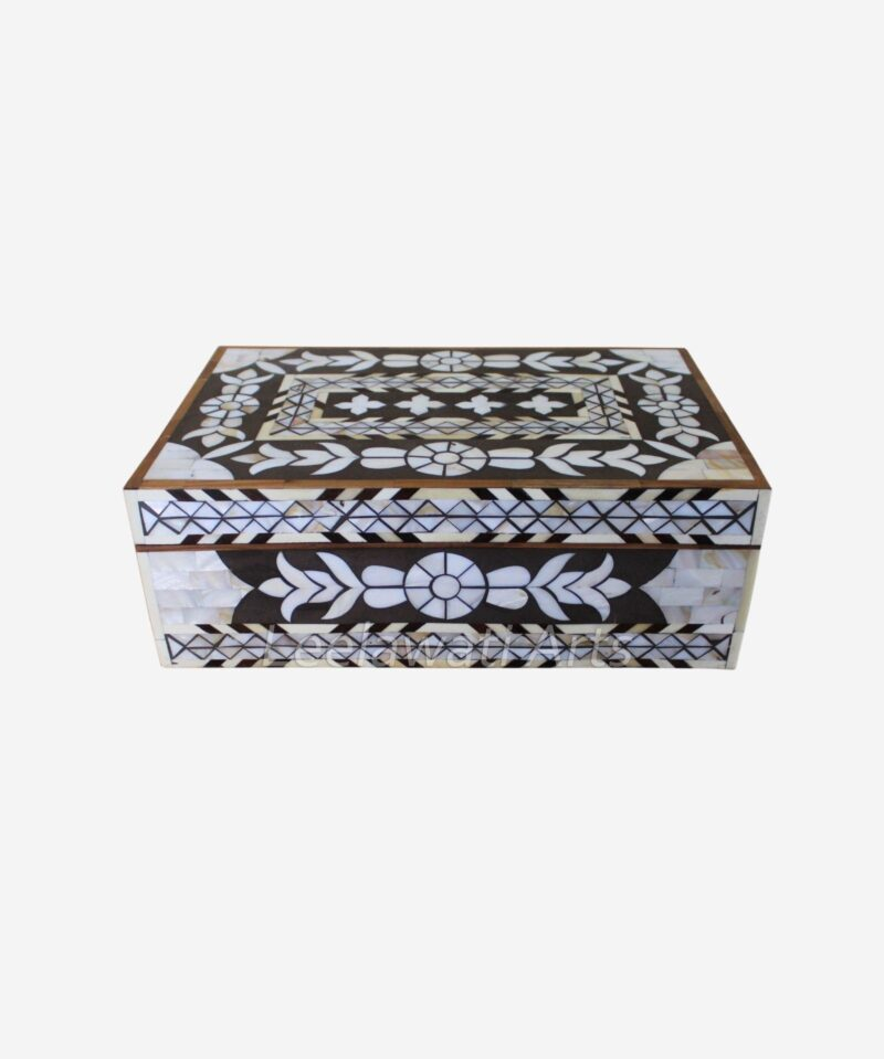 Mother of Pearl Handmade Box