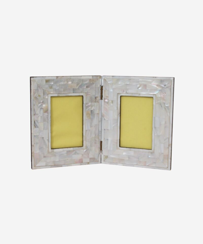 Mother of Pearl Photo Frame