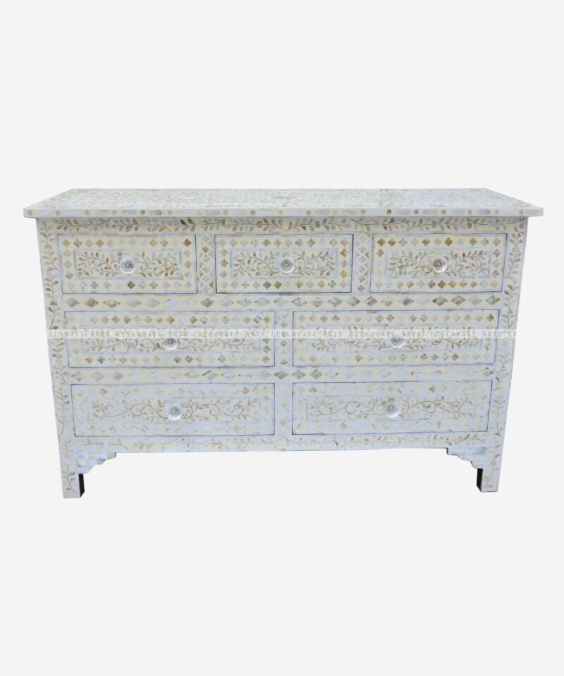 Mother Of Pearl Drawer sideboard