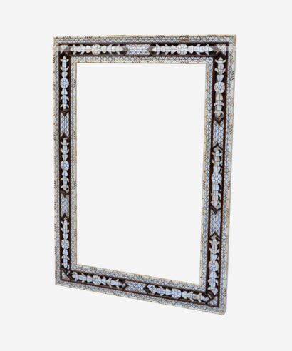 Mother of Pearl Mirror Frame