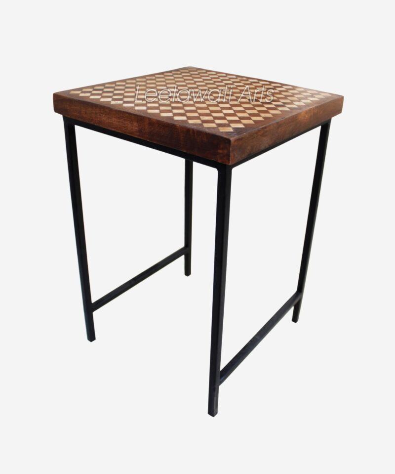 Chess Side Table